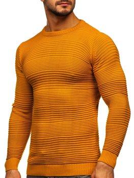 Кэмел мужской свитер Bolf 4608