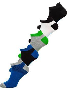 Мужские носки мультиколор Bolf X10052-5P 5 шт.