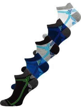 Мужские носки мультиколор Bolf X10054-5P 5 шт.