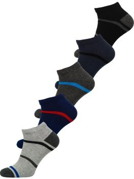Мужские носки мультиколор Bolf X10082-5P 5 шт.