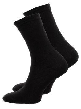 Мужские носки черные Bolf X110048-2P 2 PACK