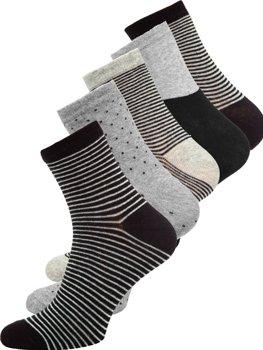 Разноцветные мужские носки Bolf X10166-5P 5 PACK