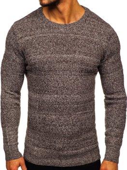 Свитер мужской коричневый Bolf H1926