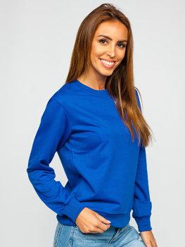 Толстовка женская синяя Bolf WB11002