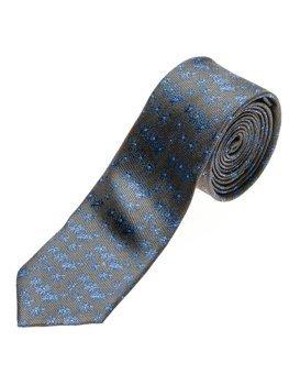Мужской элегантный галстук графитовый Bolf K105