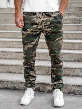 Хаки мужские брюки камуфляж джоггеры  Bolf RB8213XT