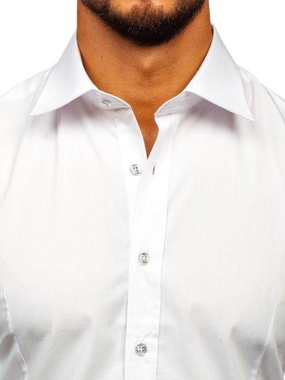 Рубашка мужская BOLF 1703 белая