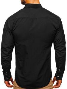 Рубашка мужская BOLF 5796 черная