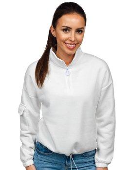 Біла жіноча толстовка Bolf KSW2029