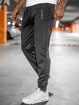 Графітові чоловічі спортивні штани Bolf JX9515