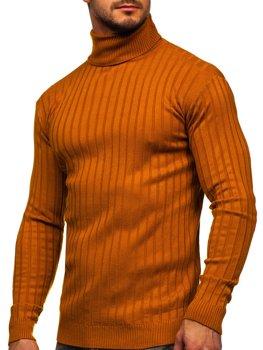 Кемел чоловічий светр гольф Bolf 520
