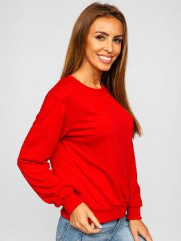 Толстовка жіноча червона Bolf WB11002