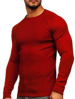 Червоний чоловічий светр Bolf 1009
