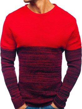 Чоловічий светр червоний Bolf 164