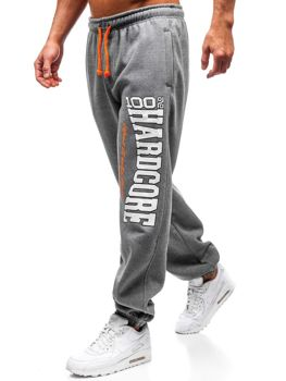 Чоловічі спортивні штани джогери графітові Bolf Q3238 948f72e064051