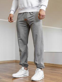 Чоловічі спортивні штани джогери сірі Bolf Q5009 9902e60da7708