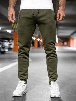 Чоловічі спортивні штани хакі Bolf XW01