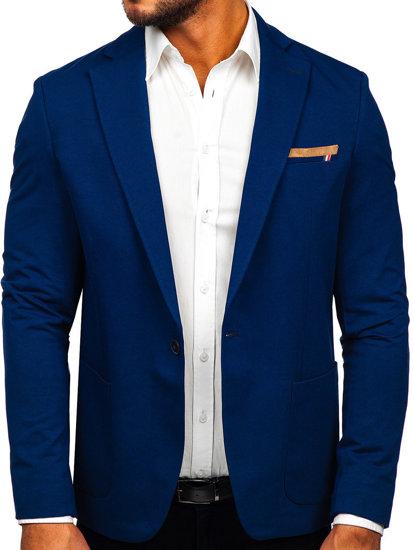 Піджак чоловічий RIPRO 1652 синій