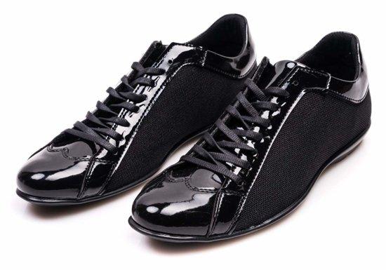Туфлі чоловічі CONTEYNER 501 чорні