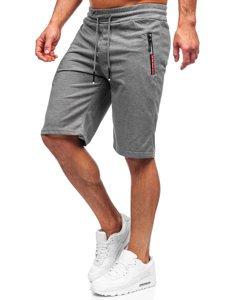 Графітові чоловічі спортивні шорти Bolf JX511