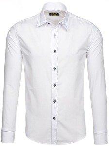 Сорочка чоловіча BOLF 4719 біла